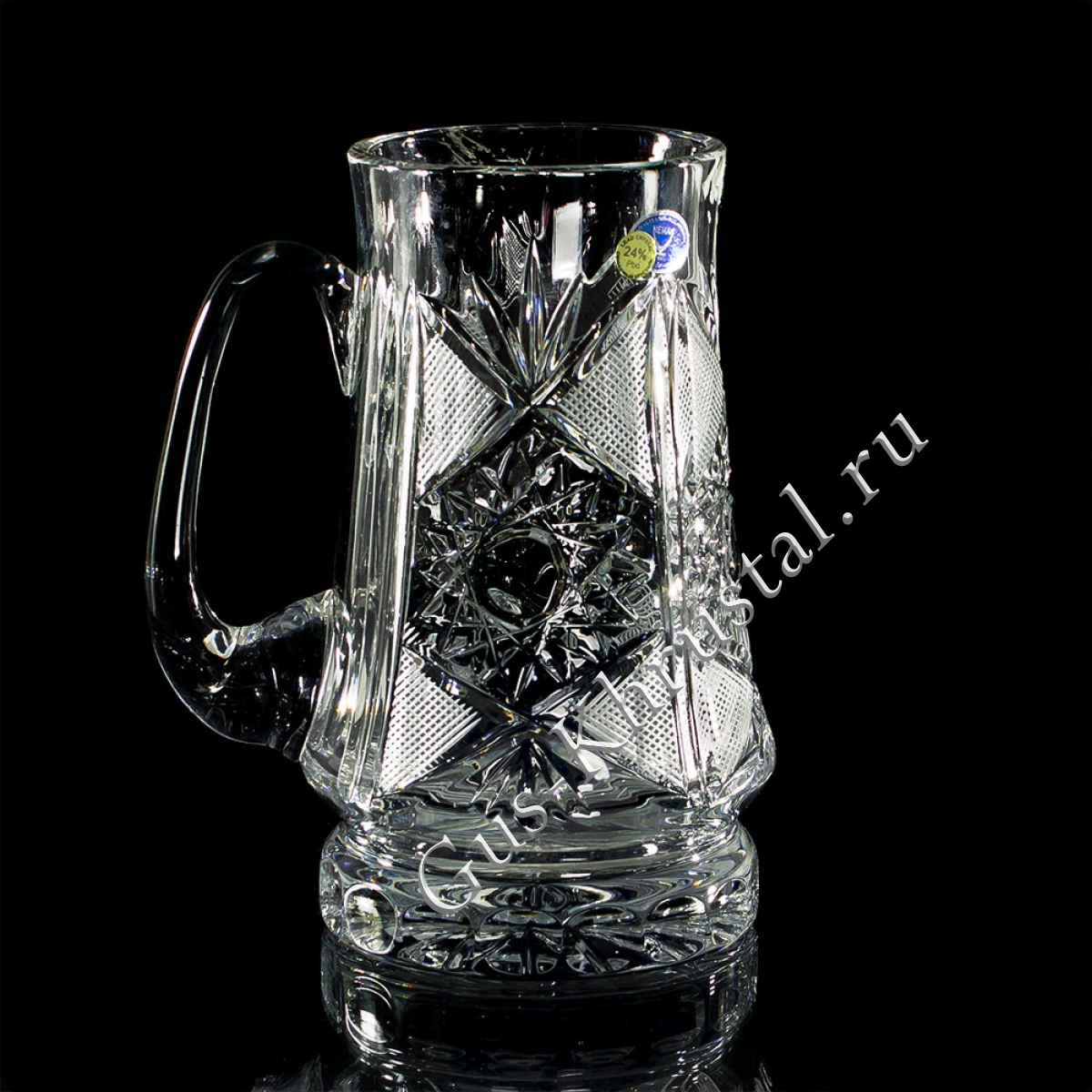Хрустальная кружка для пива NEMAN 6511/44